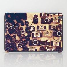 I love analogue photography iPad Case