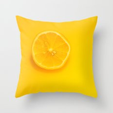 From the kitchen Throw Pillow