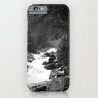Whiteout Yosemite-2 iPhone 6 Slim Case