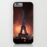 iPhone & iPod Case featuring As France Celebrates Their Nation's Birthday by Junkyard Doll
