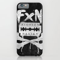 iPhone & iPod Case featuring Fiction Design by Fiction Design