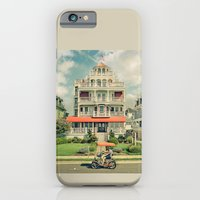 iPhone Cases featuring Sea Mist by Maggie Green
