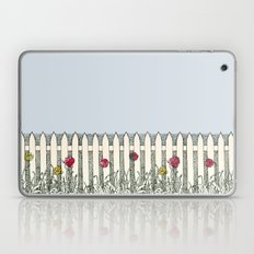 Where the Roses Grow Laptop & iPad Skin