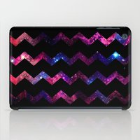 Galaxy Chevron iPad Case