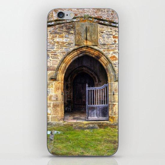 Holy Trinity Church, Wensley iPhone & iPod Skin