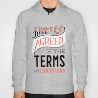 Terms And Conditions Hoody