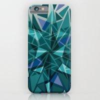 Cracked Icicles iPhone 6 Slim Case