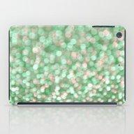 Holiday Cheer Mint iPad Case