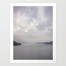 Kalymnos Greece Art Print