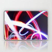 Lightpainting Abstract Laptop & iPad Skin