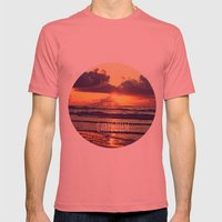 Carpe Diem Mens Fitted Tee Pomegranate SMALL
