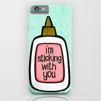 sticking with you ii iPhone 6 Slim Case