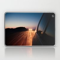 4x4 Sunset Drive Laptop & iPad Skin
