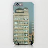 Chicago ~ Broadway Avenue Fog iPhone 6 Slim Case
