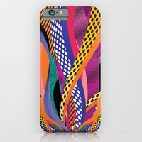 iPhone Cases featuring Leave a Trace by Danny Ivan