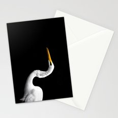 Heron#1 Stationery Cards