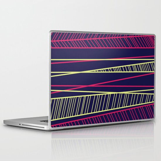 NEON LIGHTS Laptop & iPad Skin