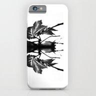 LEAVES MONOCHROM V2 iPhone 6 Slim Case