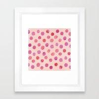 Over and Above Framed Art Print