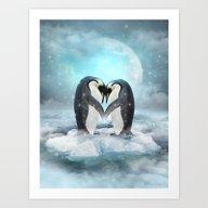 Listen Hard (Penguin Dre… Art Print