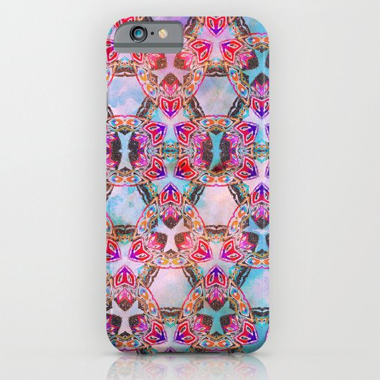 Glittering Tribal iPhone & iPod Case