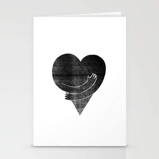 Illustrations / Love Stationery Card