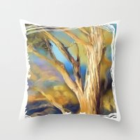 Wacom Textural Study / T… Throw Pillow