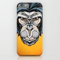 Chimpanzee iPhone 6 Slim Case
