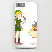 Strange Appearances iPhone 6 Slim Case