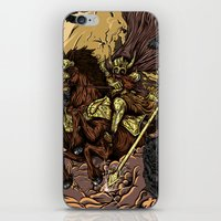 Odin iPhone & iPod Skin