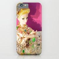 iPhone & iPod Case featuring Glitteratti by tinyfrockshop