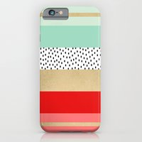 iPhone Cases featuring Summer Fresh by Elisabeth Fredriksson