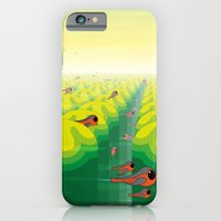iPhone & iPod Case featuring SF SolarBugs by Superfried