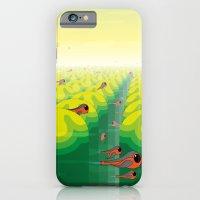 SF SolarBugs iPhone 6 Slim Case