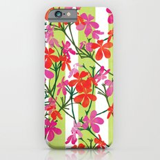 Geranium Slim Case iPhone 6s