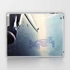 coming back - android case Laptop & iPad Skin