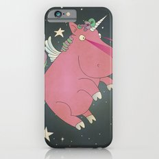 Super Horse... Unicorn Dreams. iPhone 6 Slim Case