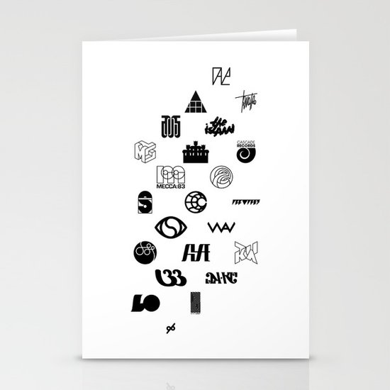 Logo Stationery Card