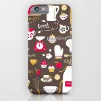 Teatime Treat iPhone 6 Slim Case