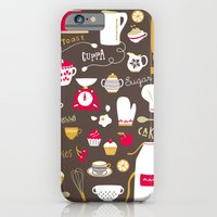 Teatime Treat iPhone 6 Slim Case