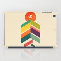 Lingering Mountains iPad Case