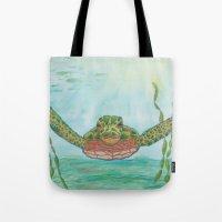Ripley Sea Turtle Tote Bag