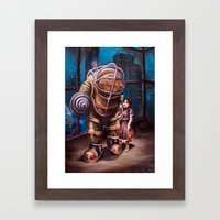 Bioshock Framed Art Print