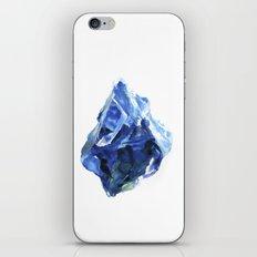 Raw Sapphire iPhone & iPod Skin