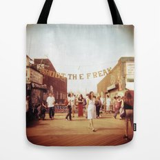 Coney Island #1 Tote Bag
