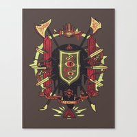 Astral Ancestry Canvas Print