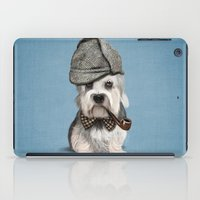 The Infallible Detective iPad Case