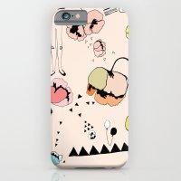 Poppies Print iPhone 6 Slim Case