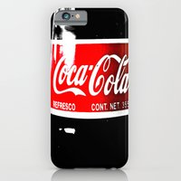 iPhone & iPod Case featuring Coca-Cola Nostalgia by Vorona Photography