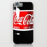 Coca-Cola Nostalgia iPhone 6 Slim Case